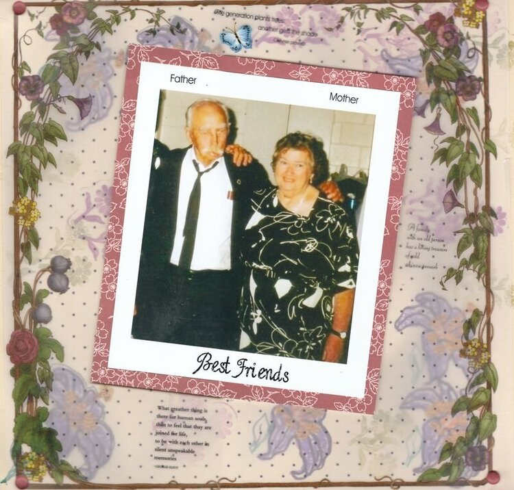 My Late Mum & Dad